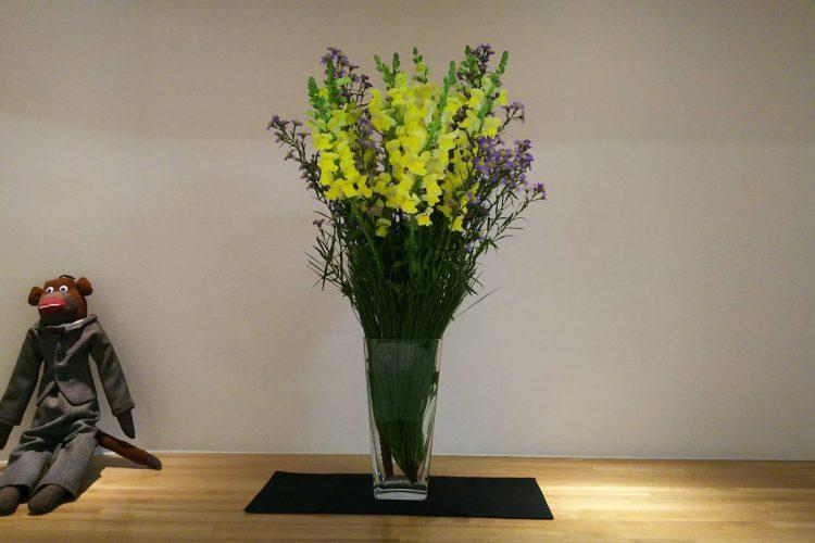 お花のブログを更新しました。