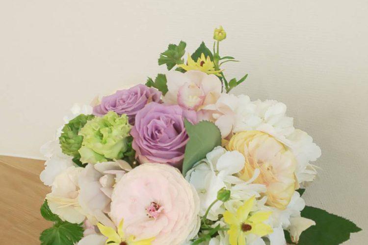 お花のブログを更新しました